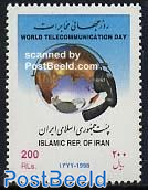 Telecommunication day 1v