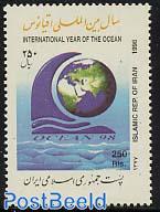 Int. ocean year 1v