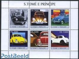 Volkswagen beetle 6v m/s