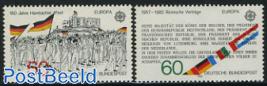 Europa, history 2v