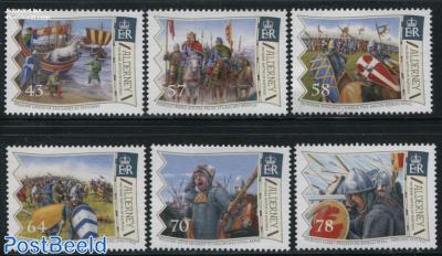 Battle of Hastings 6v