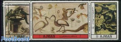 Animal Mosaics 3v [::]