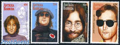 John Lennon 4v