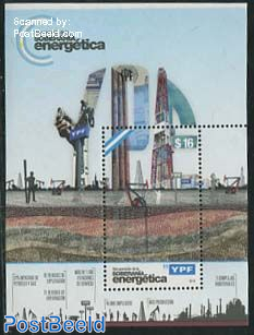 YPF, Oil exploration s/s
