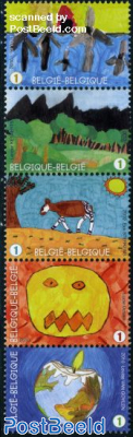 Stamp Day 5v [::::]