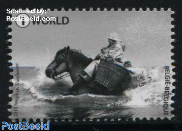 Horseback Shrimp Fishing 1v