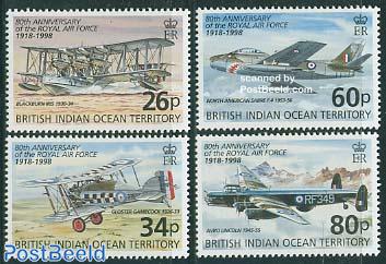 Royal Air Force 4v
