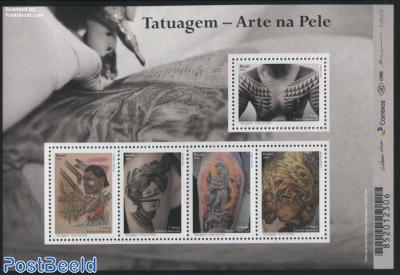Tattoos 5v m/s