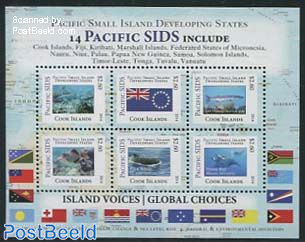 Pacific SIDS 6v m/s