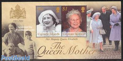 Queen mother s/s