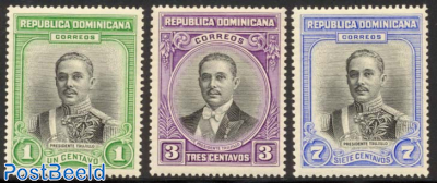 President Trujillo 3v