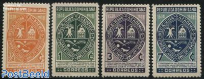 University of Santo Domingo 4v