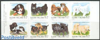 Dogs 8v in booklet