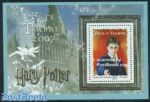 Harry Potter, stamp day s/s