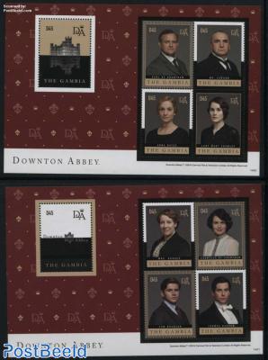 Downton Abbey 2 s/s