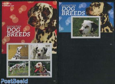 Dalmation Dog Breeds 2 s/s