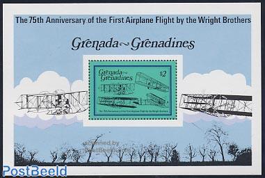 Wright anniversary s/s