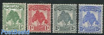 Definitives, tree 4v