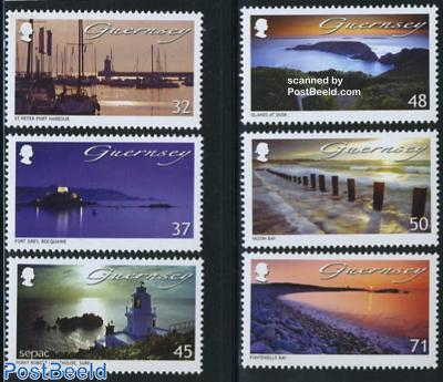 Landscapes 6v (1v SEPAC)
