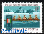European rowing 1v