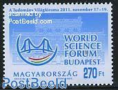 World science forum Budapest 1v
