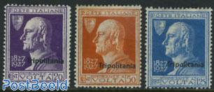 Triploi, A. Volta 3v