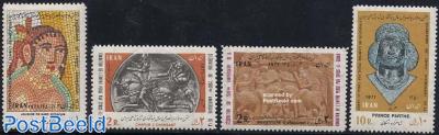 2500 years Iran 4v