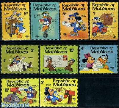 Disney, year of the child 9v