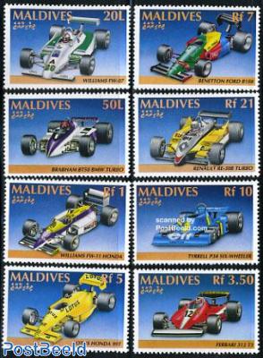 Formula 1 8v