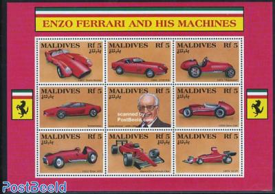 Ferrari 9v m/s
