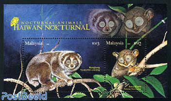 Nocturial animals s/s