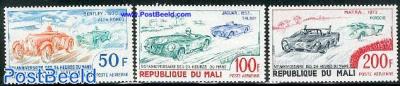 Le Mans 24 hours race 3v