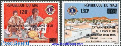 Lions club 2v