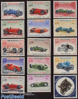 Grand Prix of Monaco 15v