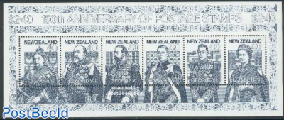 150 years stamps s/s