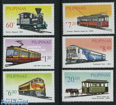 Railways & tramways 6v