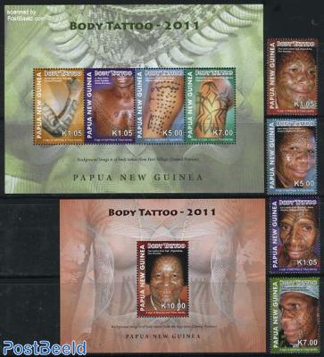 Tattoos 4v + 2 s/s