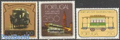 Oporto public transport 3v