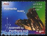 Minerals 1v, Hubnerita