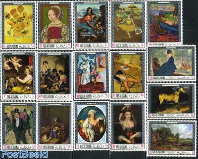 Paintings 16v