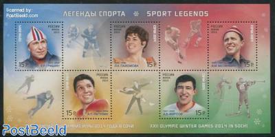 Olympic sport legends 5v m/s
