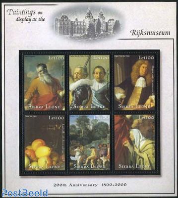 Rijksmuseum 6v m/s