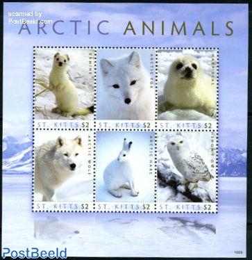 Arctic animals 6v m/s