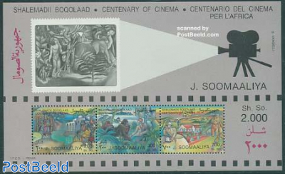 Film centenary s/s