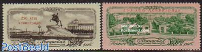 St. Petersburg 2v