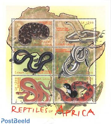 Reptiles 6v m/s