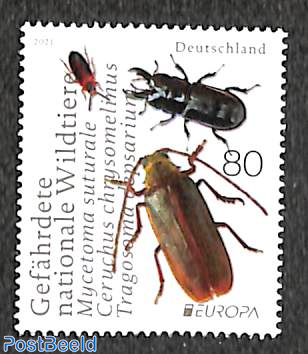 Europa, insects 1v