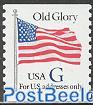 Old glory 1v (blue G)