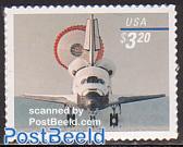 Landing space shuttle 1v s-A