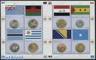 Flags & Coins 8v m/s